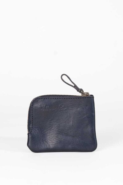 Leather Zip Purse