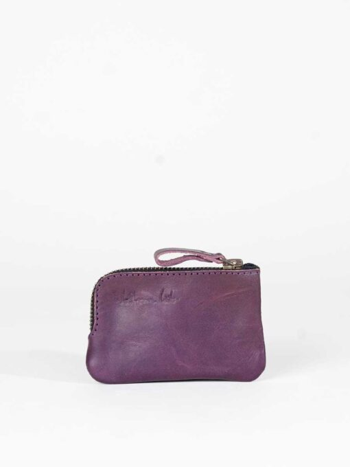 Leather Key purse