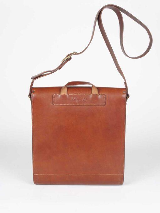 leather style shatchel