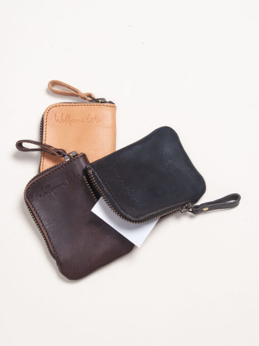 handmade zip purses