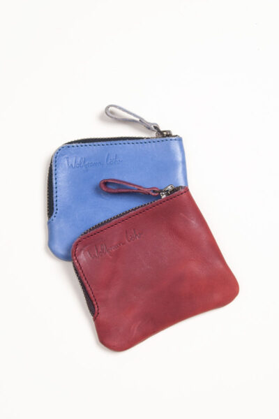 handmade pocket wallet