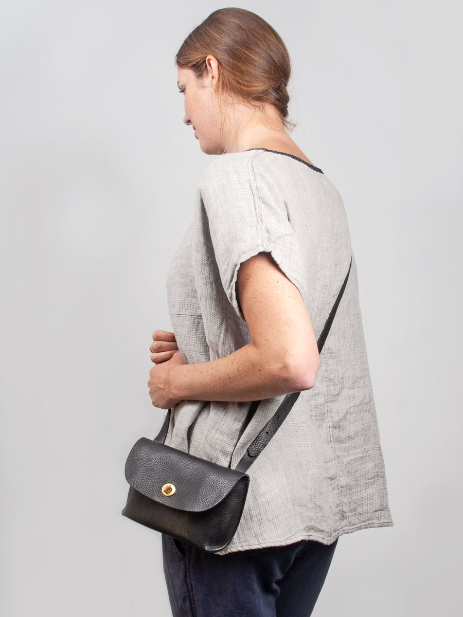 Georgia Bag Black