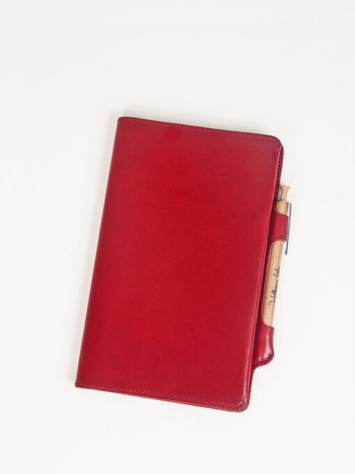 leather journal cover a5