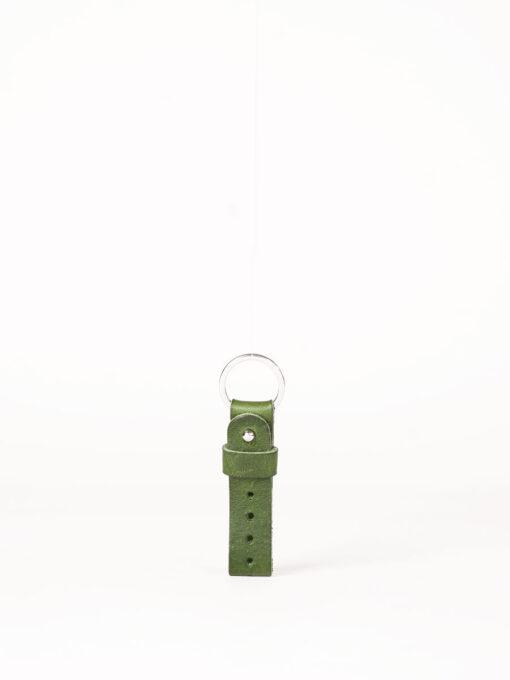 green key fob
