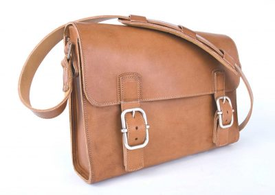 tan leather satchel uk