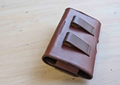 handmade leather accessories uk